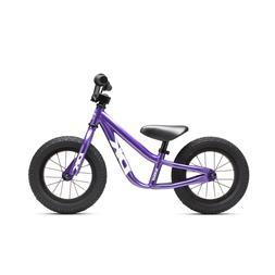 DK Nano 12 Inch Push Balance Kids BMX Bicycle Purple