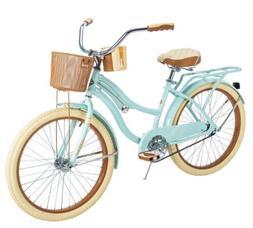 Huffy Nel Lusso Women's Cruiser Bike Mint 24 Inch In Hand Bi