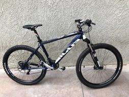 "Fuji Nevada 5.0 17"" Hardtail MTB Bike  26"" Disc / Rim Alumin"