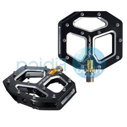 Exustar E-PM823 SPD Clipless Platform BMX DH MTB Bike Pedals fit Shimano