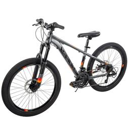 "*NEW* 24"" Huffy Mountain Bike, Shimano. 21- speed. Fast, fre"