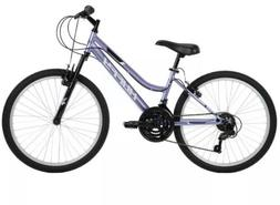 "NEW Huffy 24"" Rock Creek Girls Mountain Bike for Women FAST"