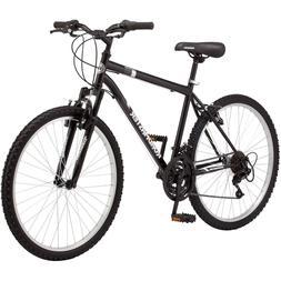 "26"" Roadmaster Granite Peak Men's Mountain Bike, Black"