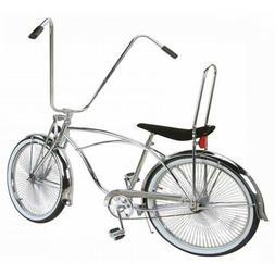 "New 26"" Lowrider bike Bicycle Beach Cruiser with 144 spokes"