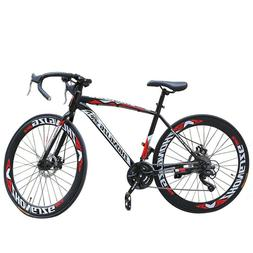 NEW 26in Mountain Bike, Full Suspension Road Bikes with Disc