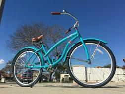 NEW 3 Speed Fernet Branca Beach Cruiser Bicycle Bike Collect