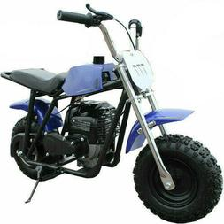 New 40cc Gas Powered Mini Bike - 3 colors - off-road dirt ti