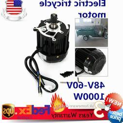 NEW 48V-60V 1000W Electric Motor for Bicycle Brushless Motor