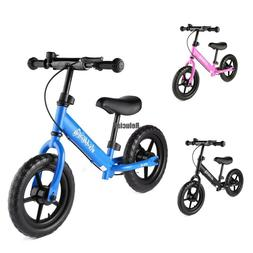New Baby Balance Bikes Bicycle Children Walker No Foot Pedal