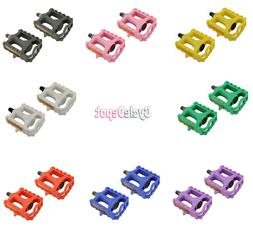 """NEW Bicycle Plastic Pedals 861 1/2"""" Lowrider BMX Mountain Bi"""