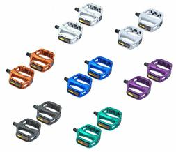 """New! Bicycle VP-Style Alloy Pedals 9/16"""" Variation Color"""