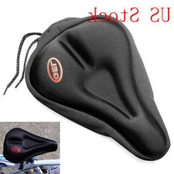 NEW Bike Bicycle Cycle Extra Comfort Gel Pad Cushion Cover f