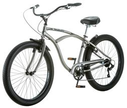NEW Schwinn Blackwell Mens 26-inch Steel Frame Cruiser Bike-