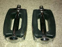 """NEW Oversized STINGRAY KRATE BOW STYLE Bicycle Pedals VINTAGE CRUISER 1//2/"""""""