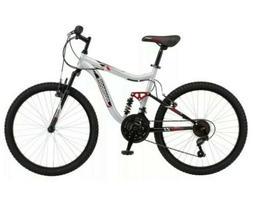 "Boys 24"" Mongoose Mountain Bike Ledge 2.1 New! NIB"