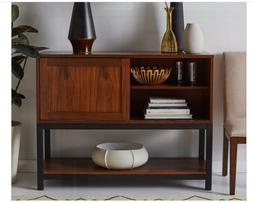 NEW Dining Storage Wood Cabinet Buffet Server Table Sideboar