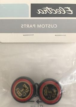NEW ELECTRA BIKE Co Electra Script Bubble Valve Caps *FREE SHIPPING*