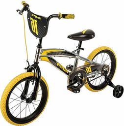 New in Box Huffy Kinetic 16 Inch Boys Bike w/ Training Wheel