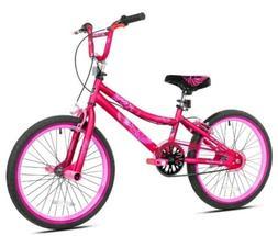 """NEW Kent 20"""" Girls2 BMX Bike 2 Cool Pink Kid Outdoor Activit"""
