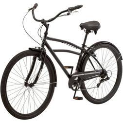New Schwinn Midway 29 inch Mens Cruiser Bike - Black Bicycle