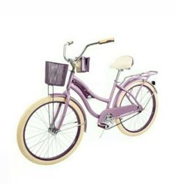 "NEW! Huffy Nel Lusso 24 "" inch Cruiser Bike - Women's bike"