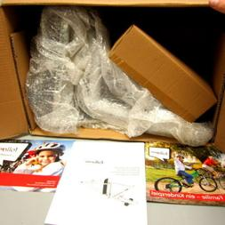 New Open Box FollowMe Tandem Parent-Child Bicycle Coupling N