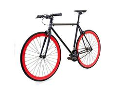 New Golden Cycles Single Speed Fixed Gear Bike with Front &