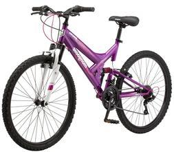 NEW Mongoose Spectra 26-inch Womens Steel Frame Mountain Bik