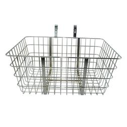 """NEW! Steel Wire Basket With Adjustable Braces Fit 20"""" to 29"""""""