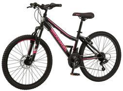 "*New* Womens / Girls 24"" Mongoose Mountain Bike, 21-speed"