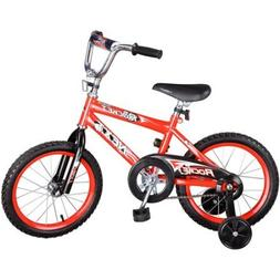 "NEXT 16"" Rocket Boys' Bike, Red"