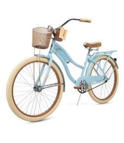 NIB Huffy Nel Lusso Classic Cruiser Bike w/Perfect Fit Frame