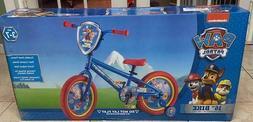 Nickelodeon 16 inch Paw Patrol All Character Bike
