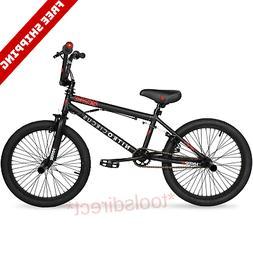 "Hyper 20"" Nitro Circus BMX Boys Freestyle Bike, Red Hyper Bi"