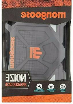 Mongoose Noize Bike Speaker and Case - Black