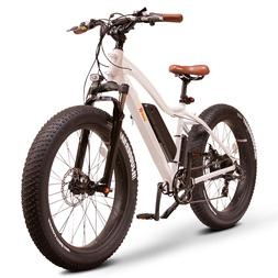 Nomad 750W 48V Aluminum Electric Bike - 45 Mile Max Range an