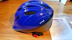 JOOVY Noodle Bike Bicycle 00110 Helmet Blueberry BLUE Adjust