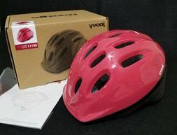 "Joovy Noodle Childrens Bike Helmet, Small 18.5"" - 20.5"", Red"