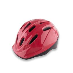 JOOVY Noodle Youth Junior Bike Cycling Safety Helmet, Red Sm