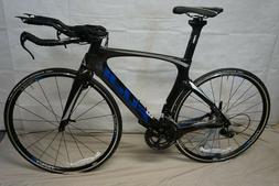 Fuji Norcom Straight 2.3 Carbon Fiber Triathlon/TT Bike Medi