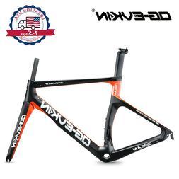 OG-EVKIN Carbon Bicycle Frames With Forks BSA UD Matt XXS/XS