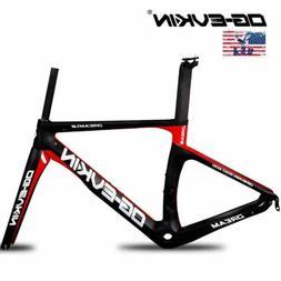 OG-EVKIN T1000 Cycling Carbon Road Bike Frame DI2 BSA 700C R