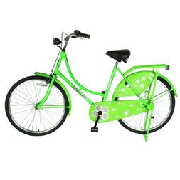 Hollandia New Oma Dutch Cruiser Bike with Chain Guard and Dr