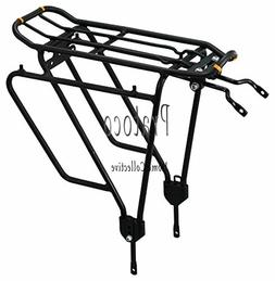 Ibera Bike Rack - Bicycle Touring Carrier Plus+ for Disc Bra