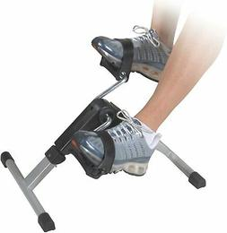Pedal Exerciser Mini Cycle Fitness Exercise Bike 4 Legs Comp