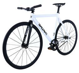 Throne Phantom Fixed Gear Single Speed Bicycle Bike 2020 Whi