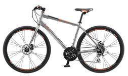 "Schwinn Phocus 1500 Flat Bar Road Men's Road Bike, 19""/"
