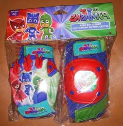 PJ Masks Protective Bicycle Gear Me In Elbow Pads And Gloves