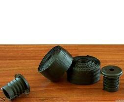 Sunlite Plastic Handlebar Tape, Black
