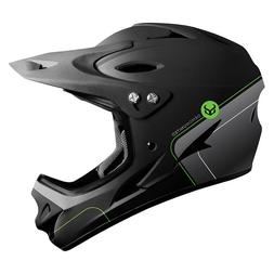 Demon Podium Full Face Mountain Bike Helmet- 2016-17- Scratc